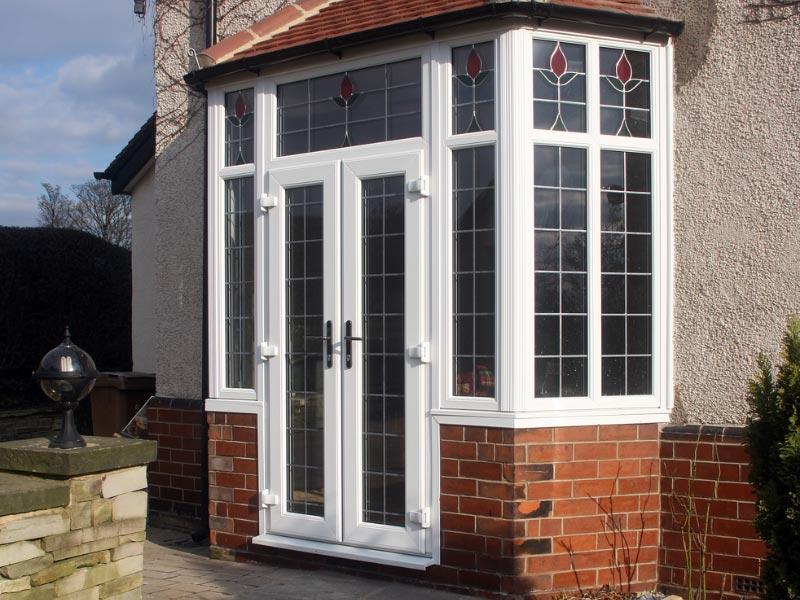 Porch Window Installations